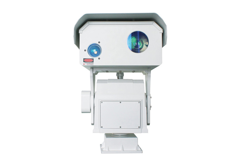 2km Long Range Infra and Laser Fog Penetration PTZ Camera(SHJ-TX30-HD-L-24M-10W)