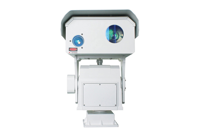 2km visible light 1km thermal imaging dual-light fog penetration HD integrated intelligent heavy-duty PTZ camera(SHJ-TX30-HD-T-24M-50M)