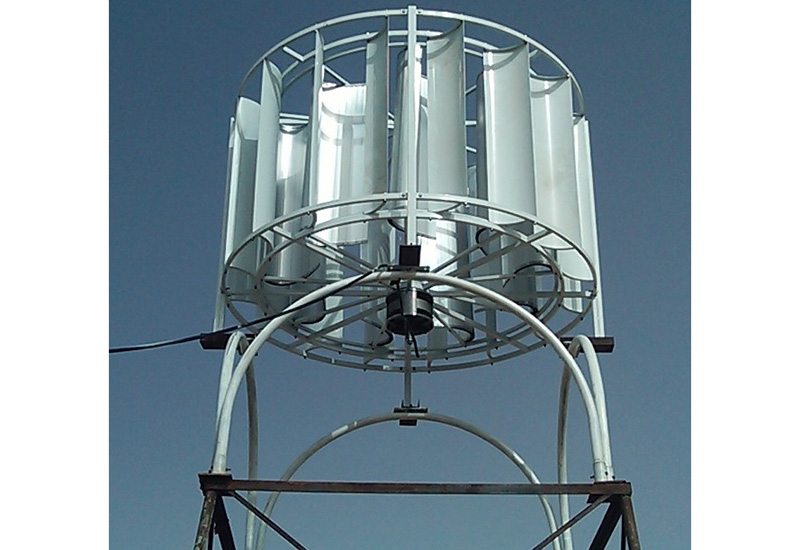 W-Type Vertical Axis Wind Turbine 1KW-20KW