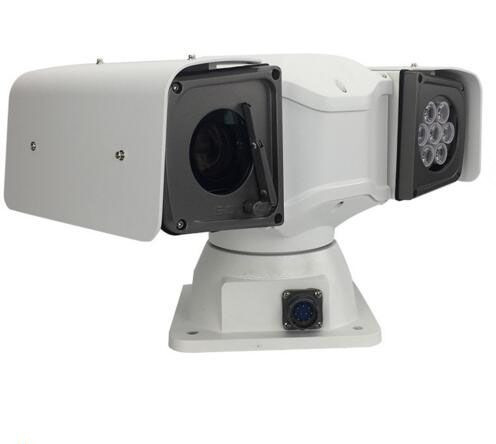 80m Night Vision White Lamp Vehilce PTZ Camera(SHJ-TW10-WH)