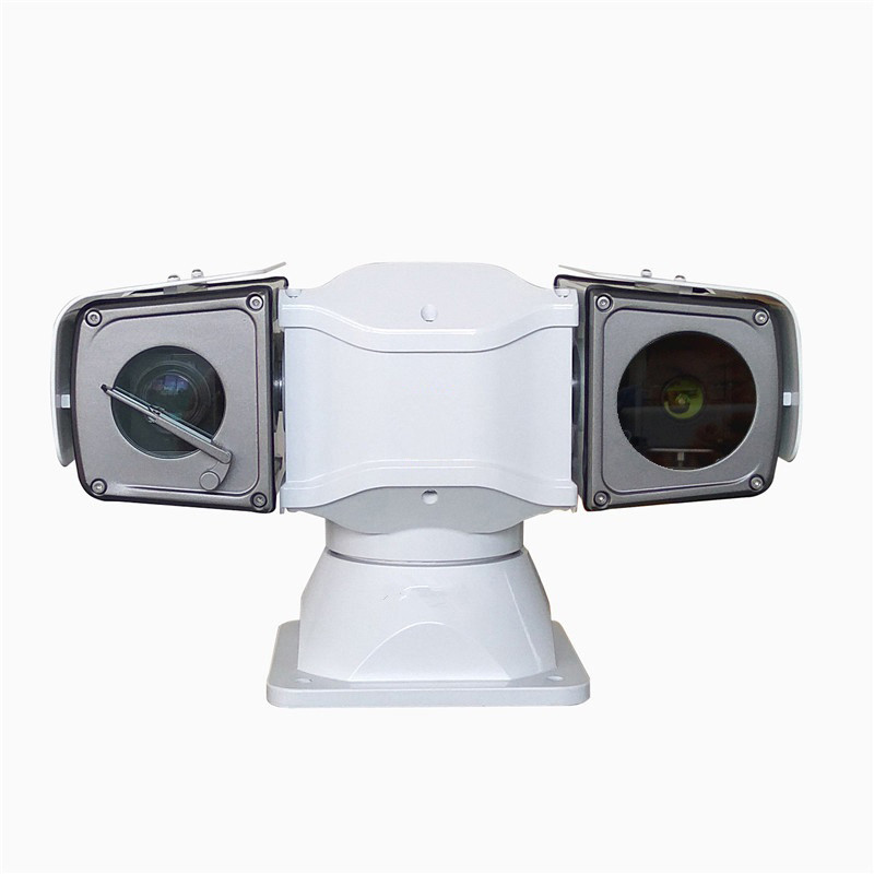 25mm-50mm Lens Long Range Thermal Imaging PTZ Camera(SHJ-TW10-T)