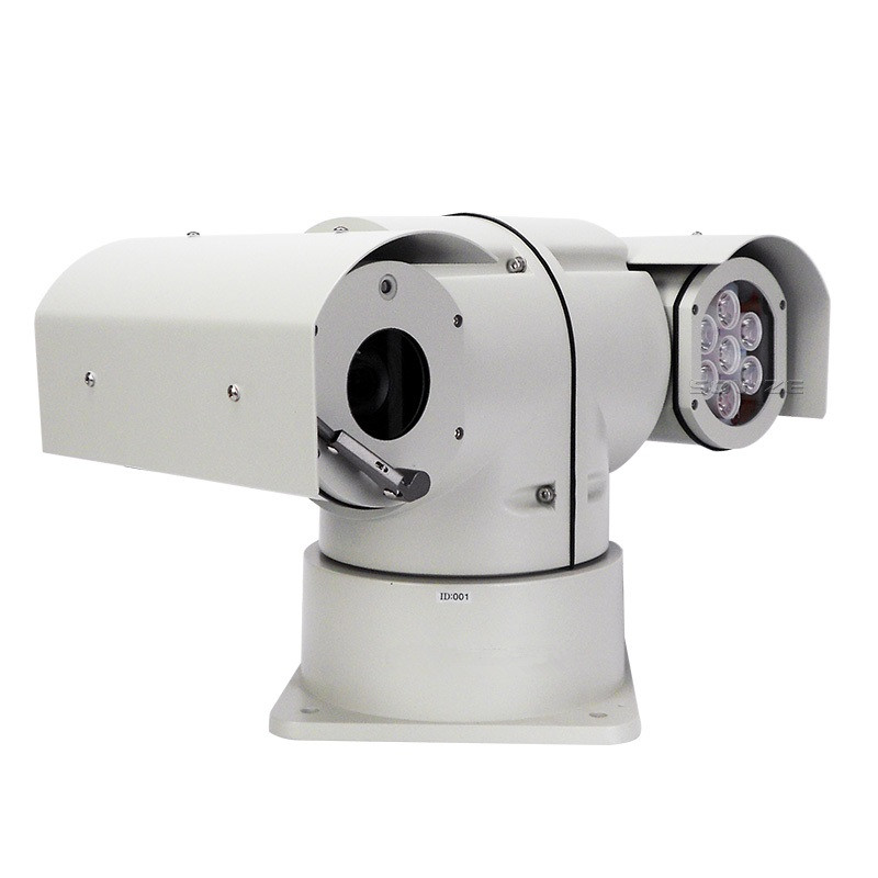 80m Night Vision White Lamp PTZ Camera(SHJ-TA-WH)