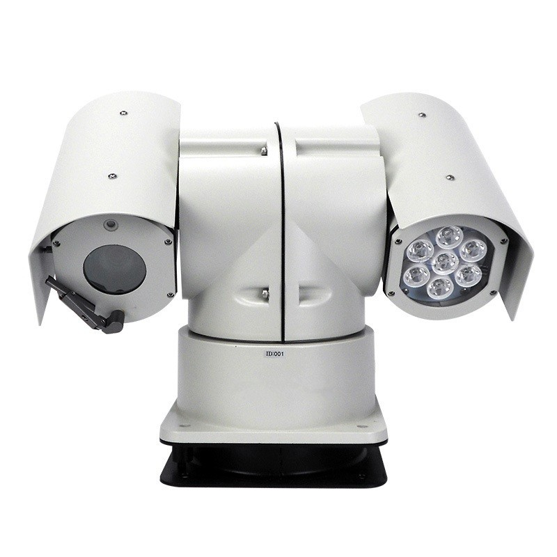 150m Night Vision Infrared Vehicle Rugged PTZ camera(SHJ-TA-IR)