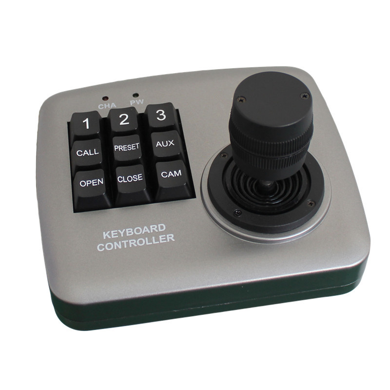 Vehicle PTZ Control Keyboard(SHJ-K021)