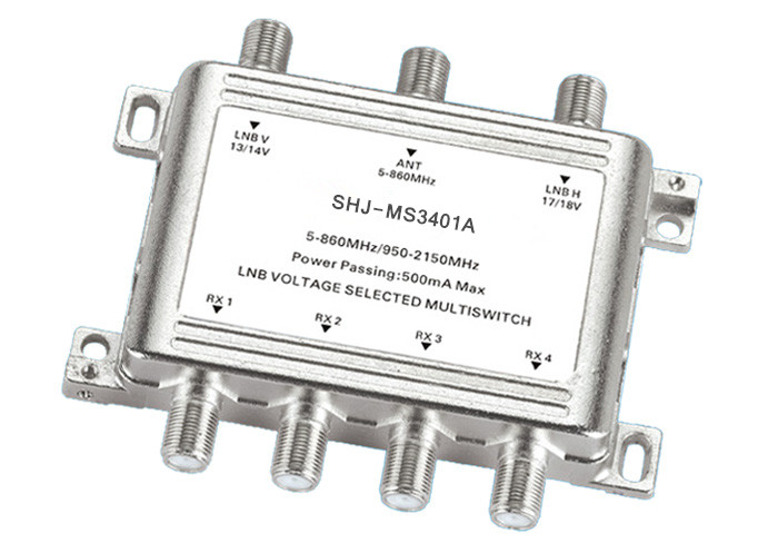5-2150MHZ Brazil Type 3 in 4 Multiswitch(SHJ-MS3401A)