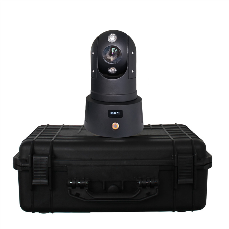 4G Rapid Deployment Dome PTZ Camera(SHJ-HLC-2900-IR)